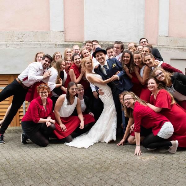 Hochzeit Bianca und Nico // © Choriosity
